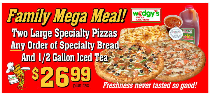 Family Mega Deal!