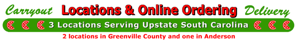 Online Ordering .... Easy & Secure!